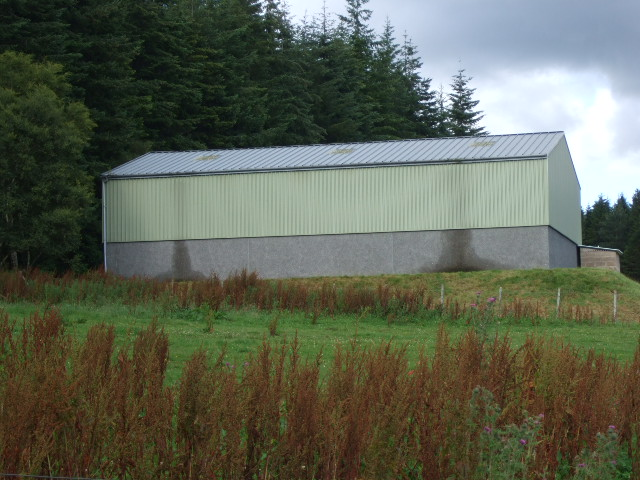 Stables near Glencommon
