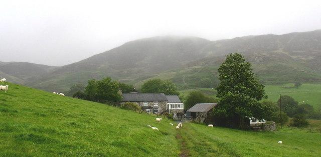 Ffermdy Bryn-celynog Farmhouse