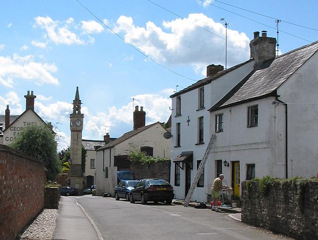 Station Road, Newnham on Severn