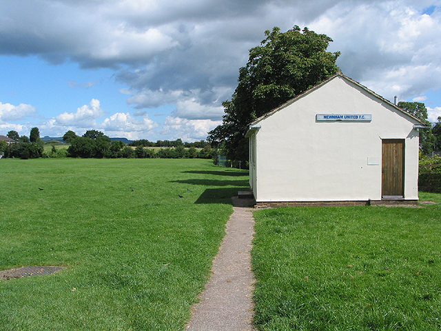 Newnham United Football Club ground