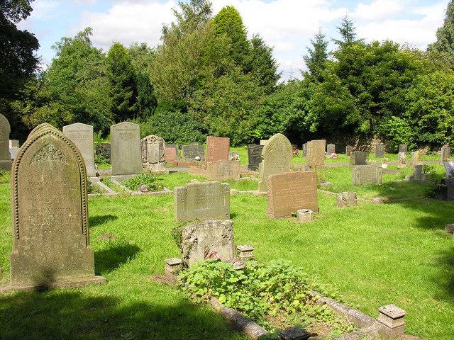 All Saints graveyard, Flixborough