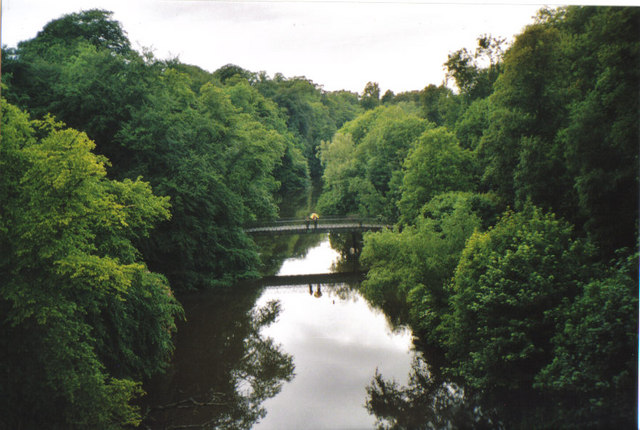 Bridge over the River Kelvin