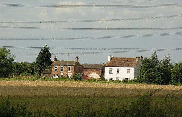 Amcotts Grange