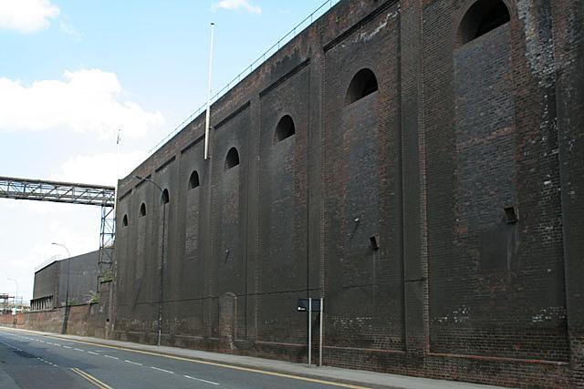 Sheffield Forgemasters on Brightside Lane