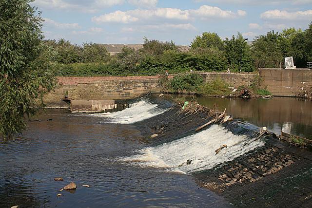 Quiet flows the Don - Brightside Weir