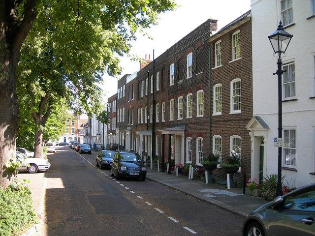 Prospect Row, Brompton (1)