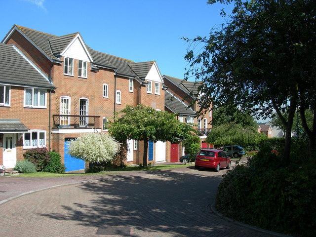 Prospect Row, Brompton (2)