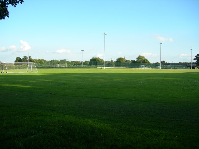 Sports Ground off Brompton Road