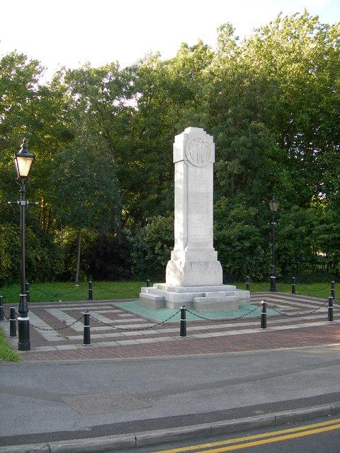 Gillingham War Memorial
