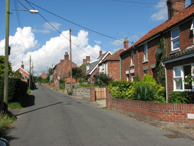 Cottages on High Street