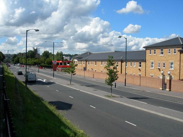 Dock Road, Chatham