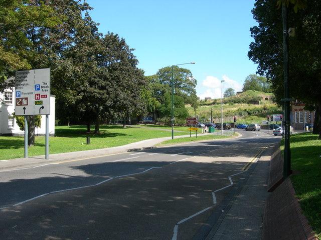 Globe Lane, Chatham
