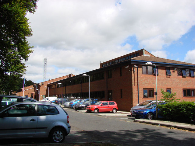 Weetwood Police Station
