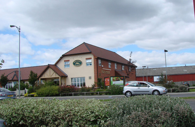 The Harvester Pub