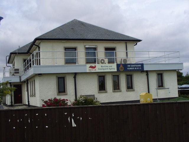 Bridlington Coastguard Station