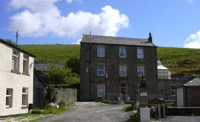 Corn Mill, Shawforth