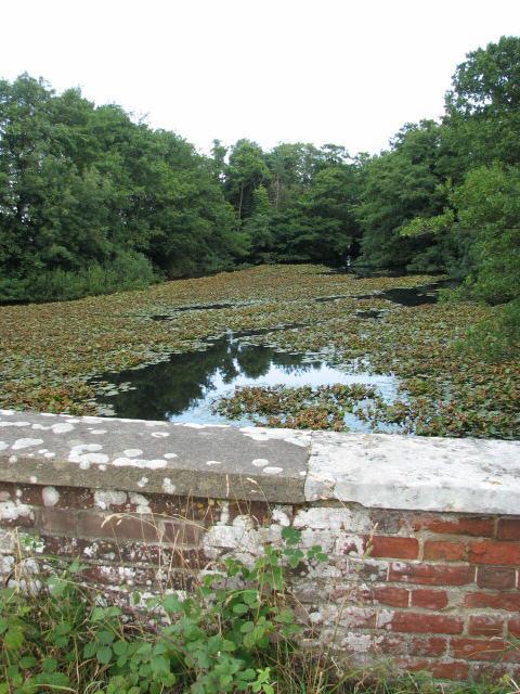 View from Parish Road Bridge