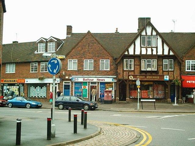 Southdown Shops