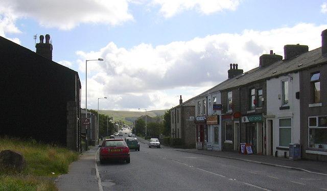 A671 Rochdale Road, Britannia