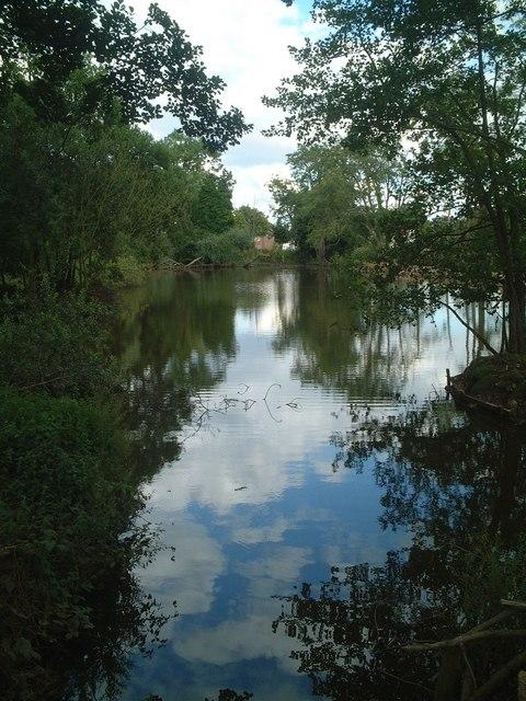Peterbrook Mill pool