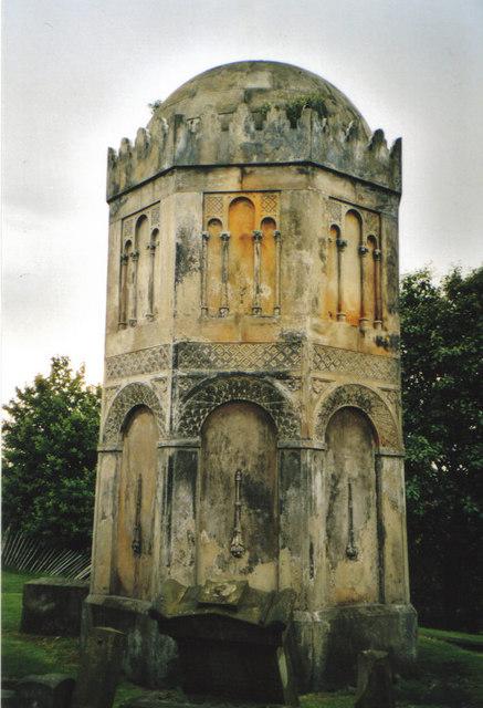 William Rae Wilson mausoleum