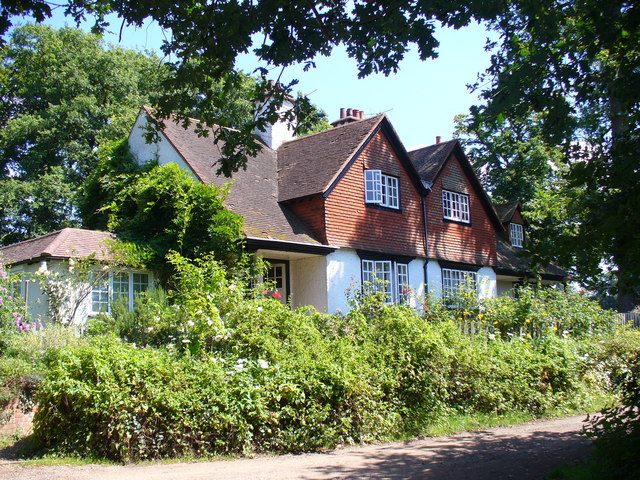 Tile-hung Cottages, Dunsborough