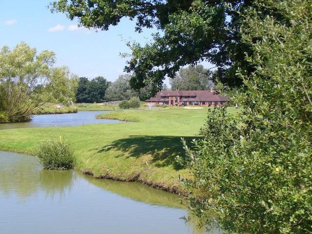 Clubhouse, Pyrford Golf Club