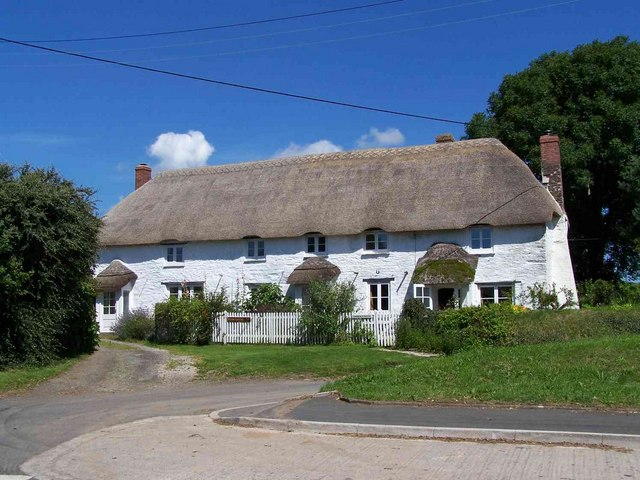 Thatched Cottage, Churchstow