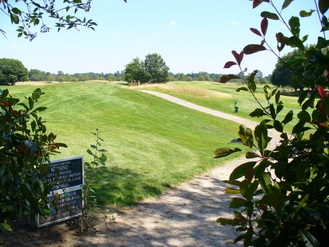 Wisley Golf Course