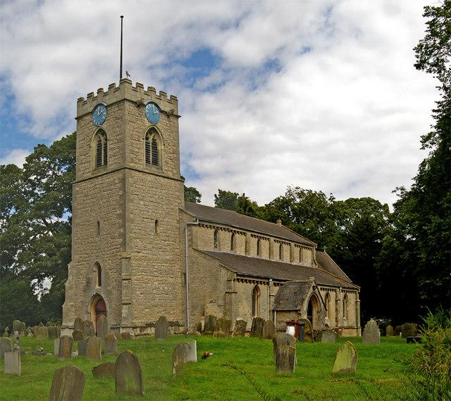 Scawby Church