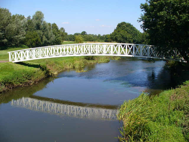 Bridge On the River Wey