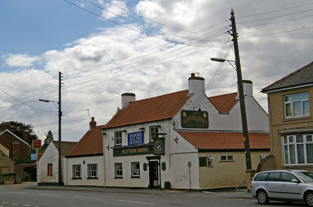 The Sutton Arms, Scawby