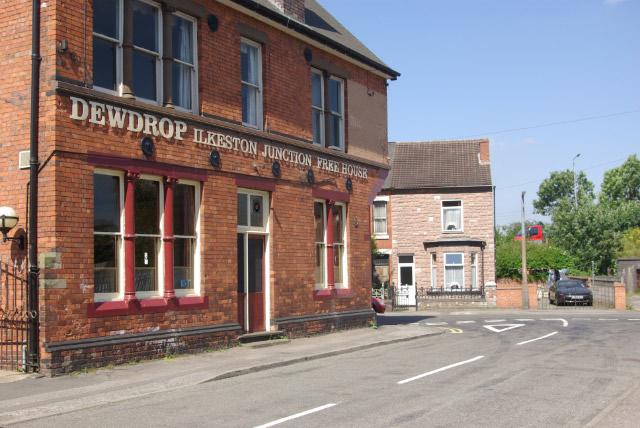 The Dewdrop, Ilkeston Junction