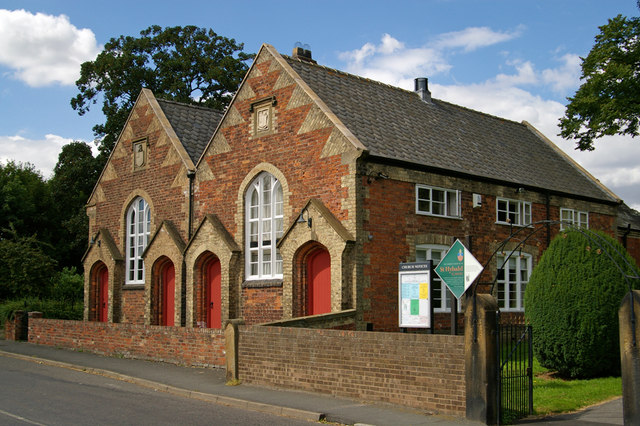 The Old School, Scawby