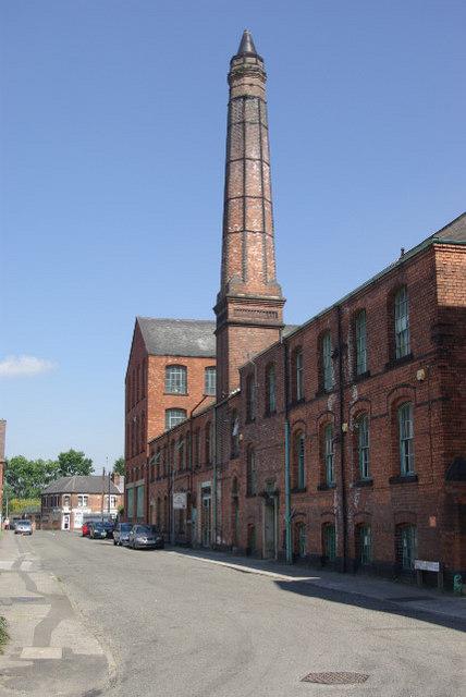 Armstrong's Mill, Ilkeston Junction
