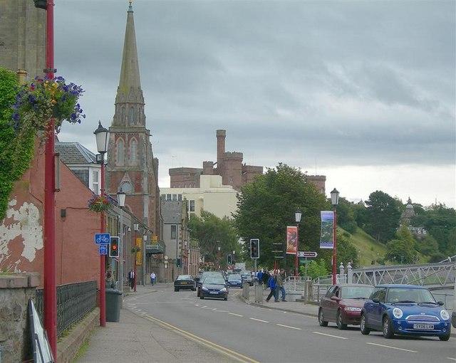 Bank Street, Inverness