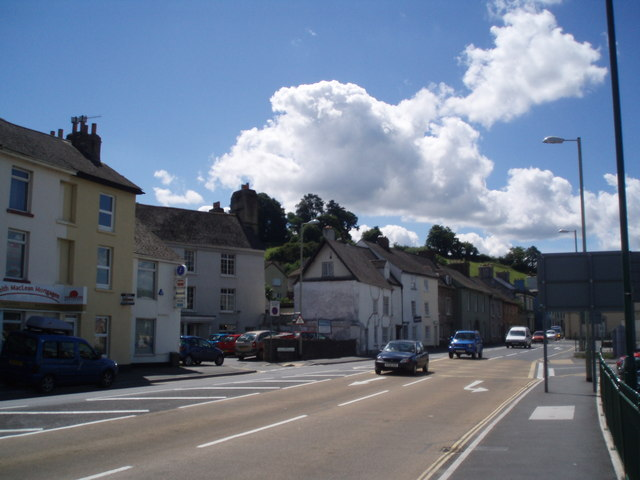 Wolborough Street, Newton Abbot