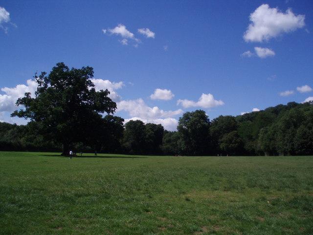 Baker's Park, Newton Abbot