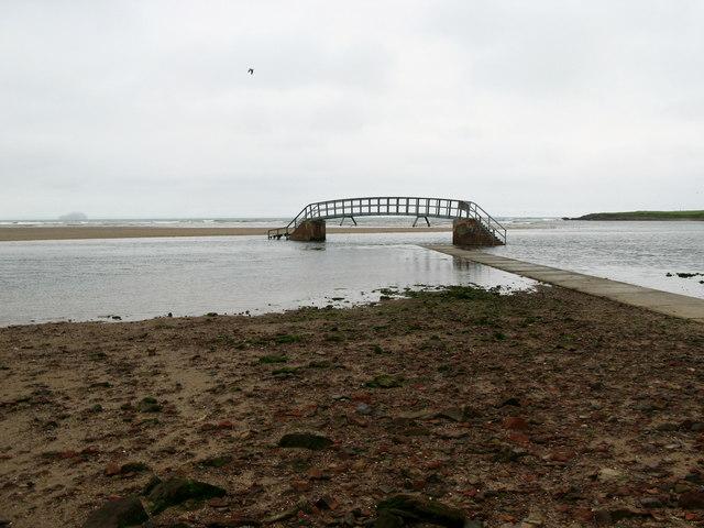 Biel Water, Belhaven Bay