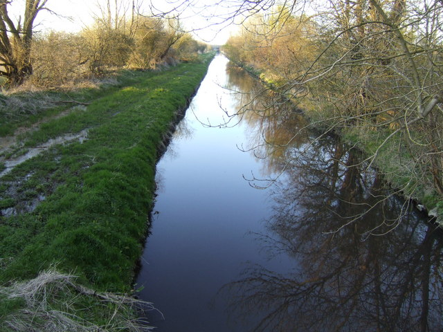 River and Oxborough Wood