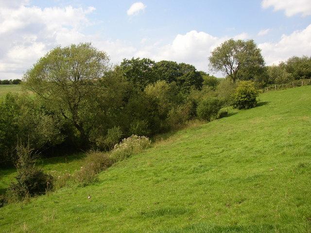 Valley of Lodge Beck, Birkenshaw
