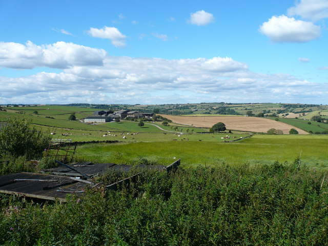Eddlestow Hall Farm and Fields