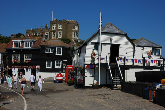 Bleak House and Old Coast Guard Station