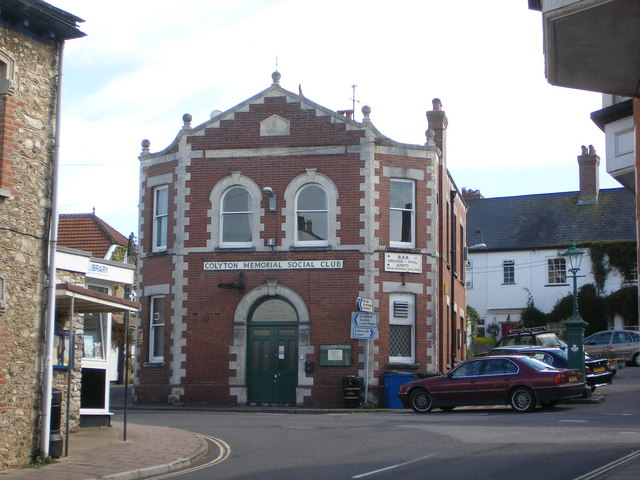 Colyton Memorial Social Club