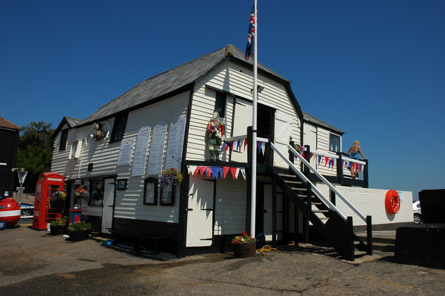 Old Coast Guard Station, Broadstairs