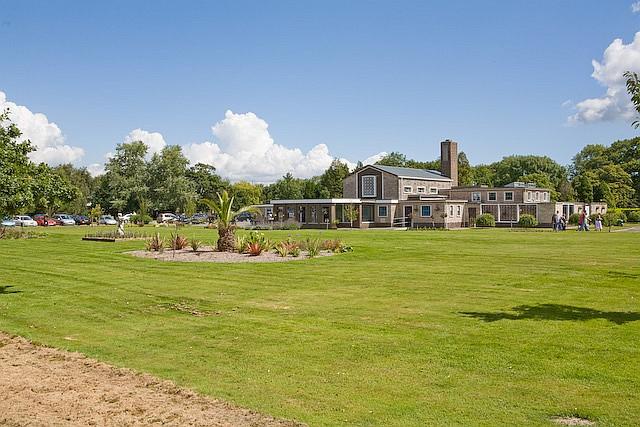 Isle of Wight Crematorium, nr Wootton Common