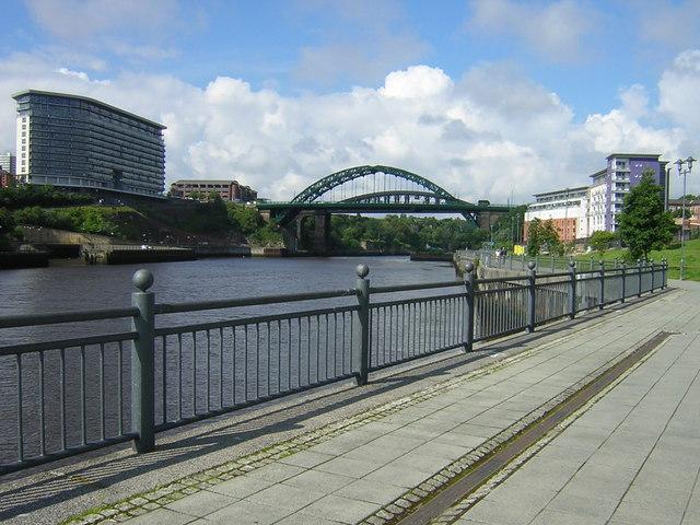 River Wear Urban Renewal