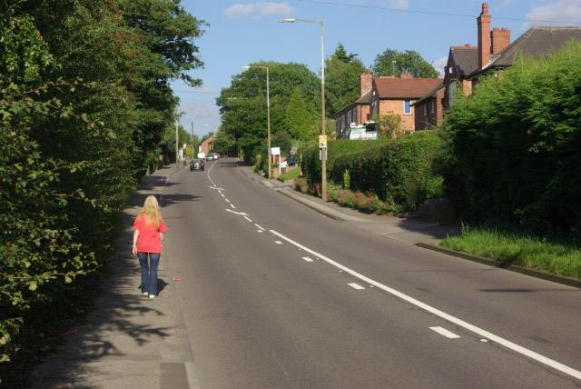 Derby Road, Ilkeston