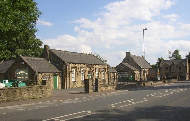 The Community Centre (former National School), Birkenshaw