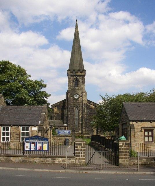 St Paul's Church, Birkenshaw